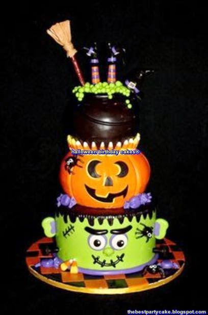 Tips Fun Ideas for Making Halloween Birthday Cakes The Best Party Cake