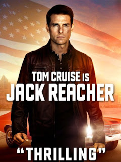 Jack Reacher – Tom Cruise and Rosamund Pike