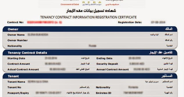 Uae Visa Six Year Jail For Tenancy Contract Forgery