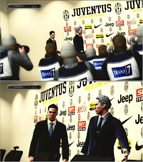 Press Conference Juventus PES 2013 by Asun11