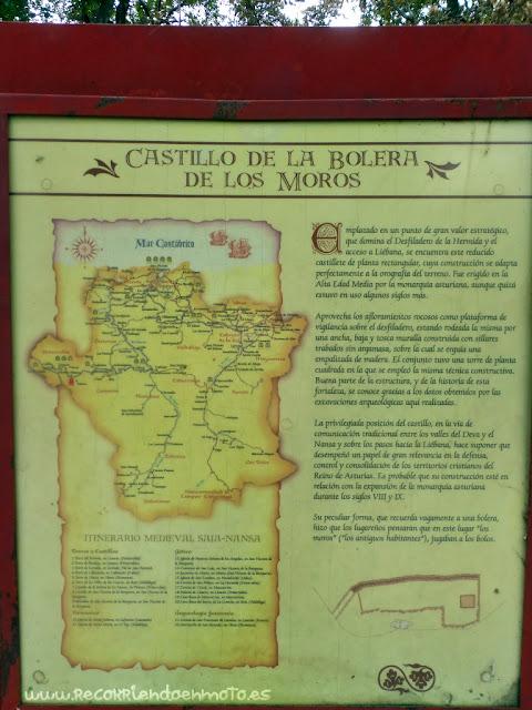 Castillo de la Bolera de los Moros