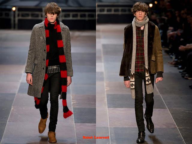 Tendencia otoño_invierno 2013-14 look grunge: Louis Vuitton