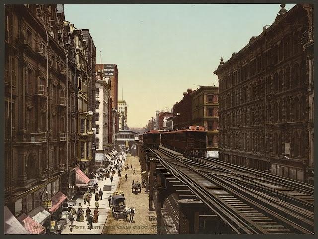[RECURSOS] Fotos de Chicago (o lugares parecidos) en los años 20 18100v