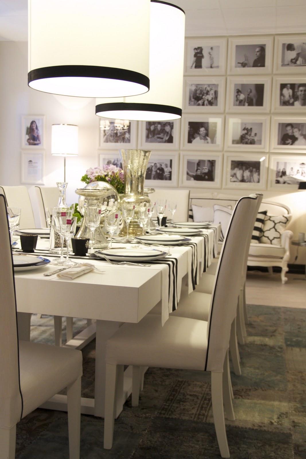 Achados de decoracao sala de jantar dos sonhos for Stanza da pranzo moderna