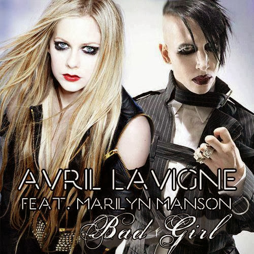 Avril Lavigne ft Marilyn Manson - Bad Girl - traduzione testo video download