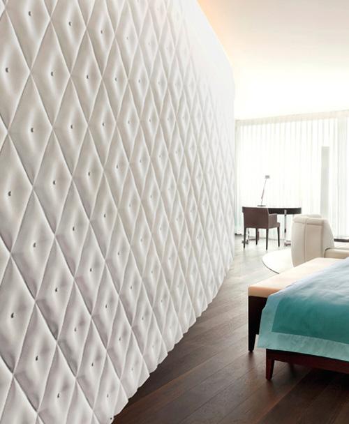 desain dekorasi dinding 3 dimensi desain rumah modern