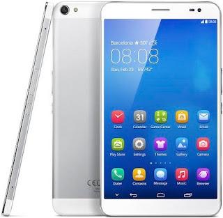 Spesifikasi Huawei MediaPad X1