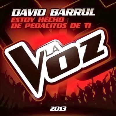 David Barrull - Estoy Hecho De Pedacitos De Tí