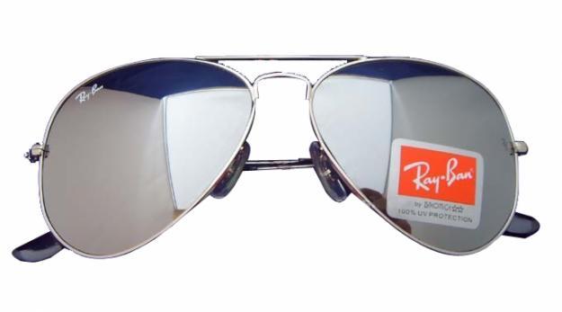 gafas aviator ray ban espejo
