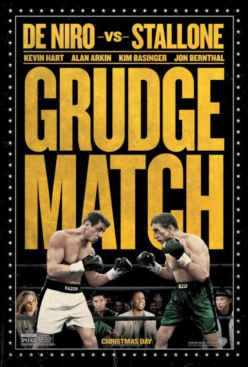 Grudge Match (2013) BluRay