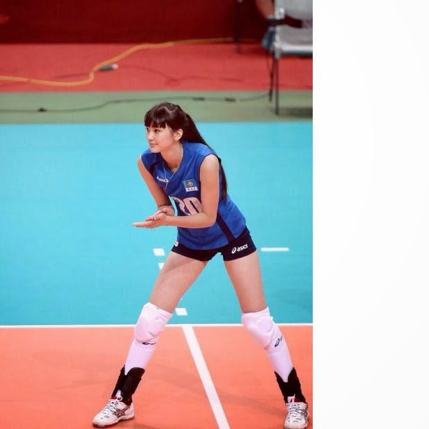 Cewek Cantik Altynbekova Sabina