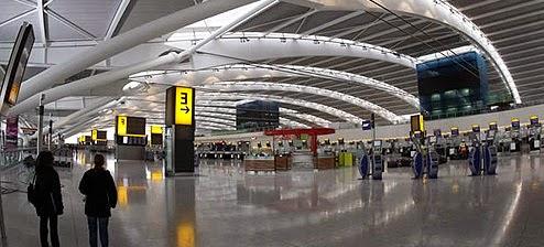 Aeropuerto de Londres Heathrow Información –  Comunicaciones