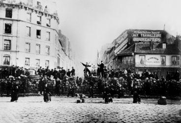 1871-2011.- 140 aniversario de la Comuna de Paris