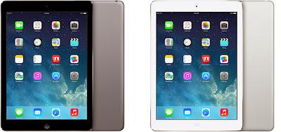 iPad Air And iPad Mini In India