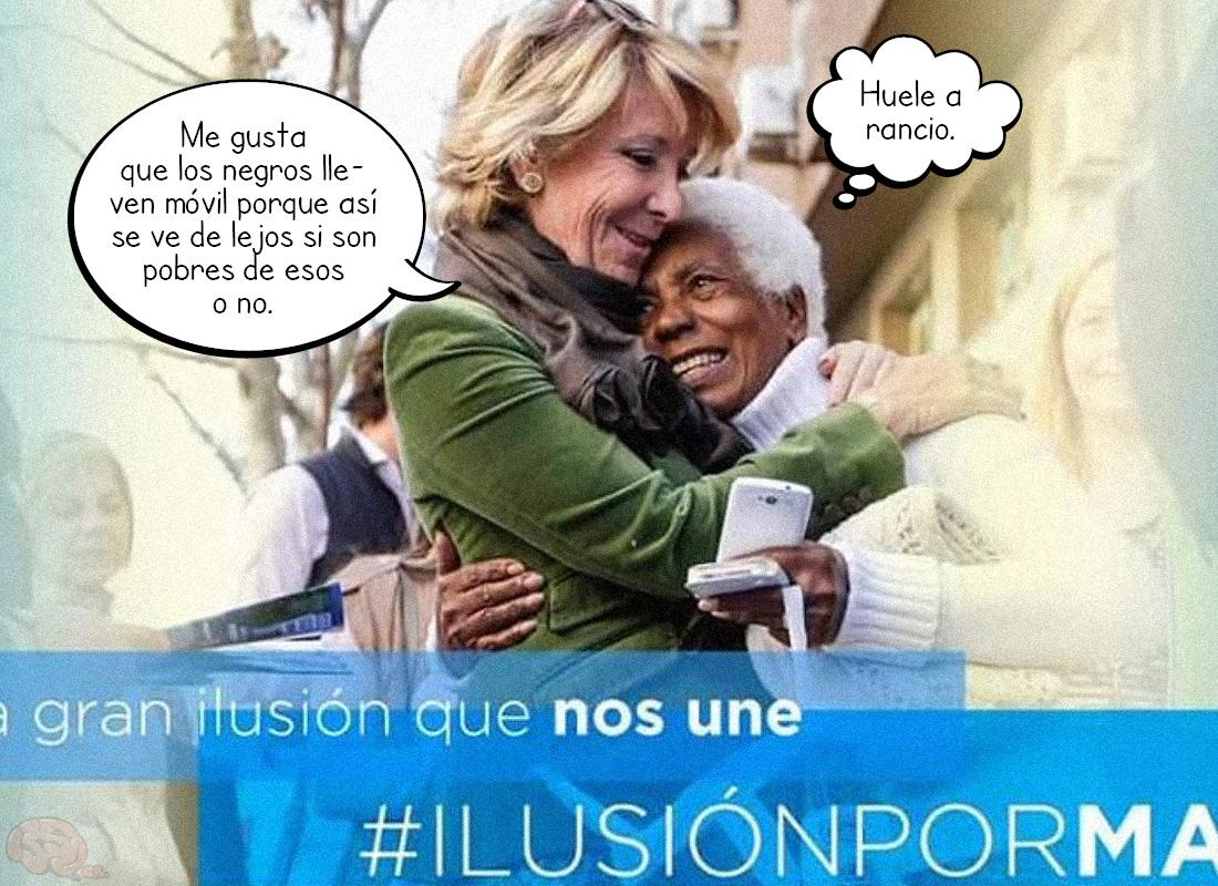 Ilusión por un Madrid sin pobres