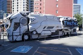desain mobil futuristik