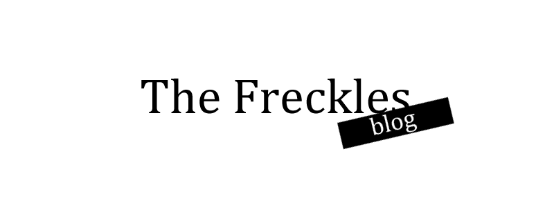 The Freckles Blog