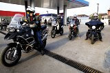 Bikers ride from Thailand to Cambodia for a good cause