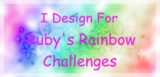 Ruby's Rainbow DT