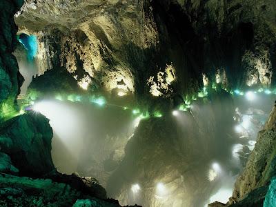 Skocjan Mağaraları / Slovenya
