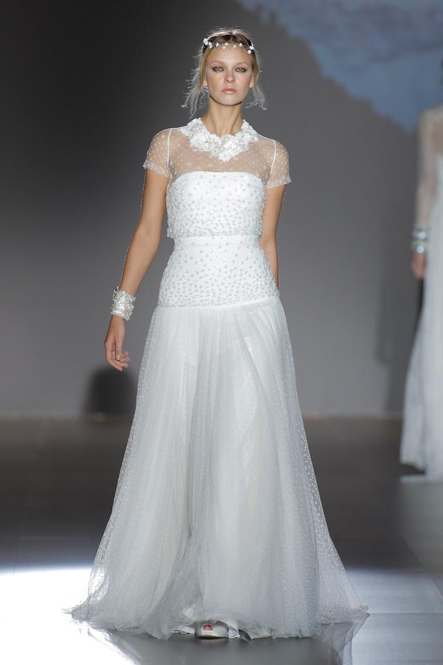 novia vestido blog boda barcelona jesus peiro merche segarra