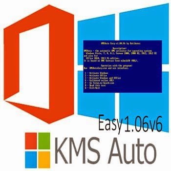 KMSAuto Easy 1.06.V6 Free Download