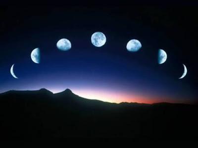 Tá vendo aquela lua, que brilha lá no céu? Lua Azul - Um fenômeno que acontece a cada três anos