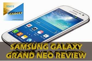 Harga Samsung Galaxy Grand Neo dan Spesifikasi
