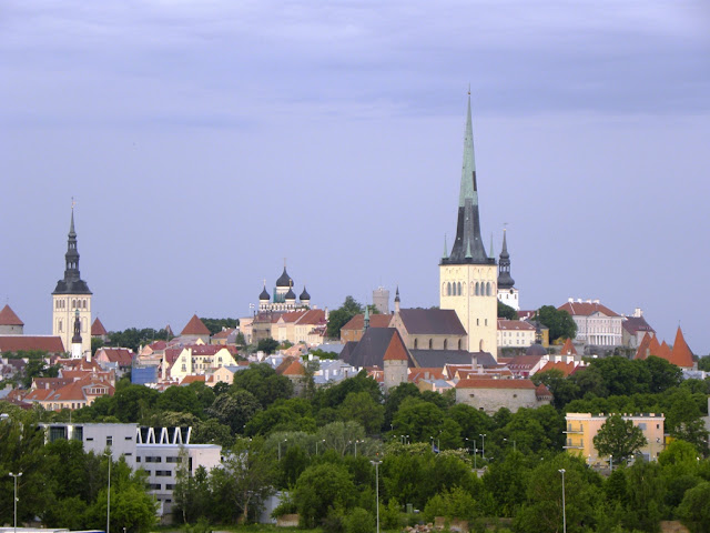 Tallinn churches
