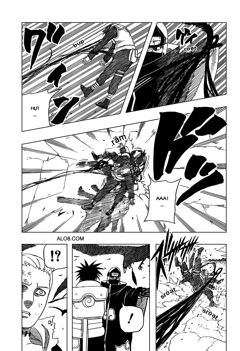 Naruto chap 327 Trang 7 - Mangak.info