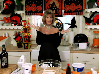 Sandra Lee, Semi-Homemade Cooking, Halloween costumes