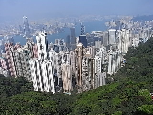 victoria peak how to get there