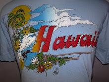 Vtg Hawaii 80's