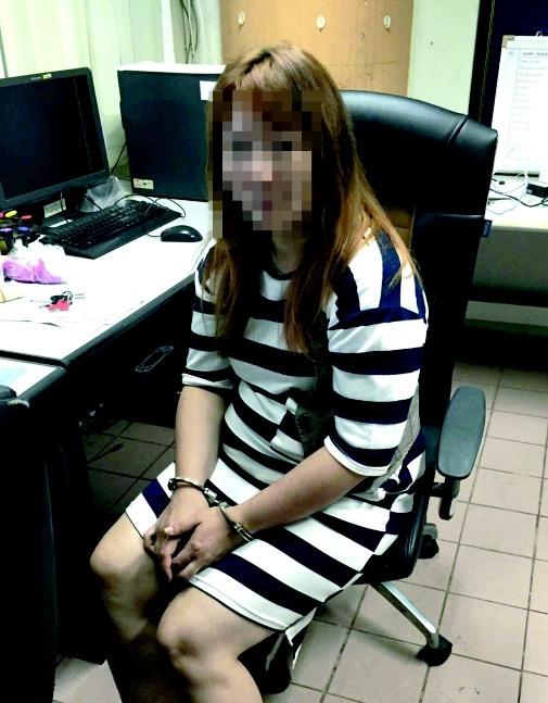Wanita Thailand sindiket buat cop palsu RM300 untuk mudah keluar masuk