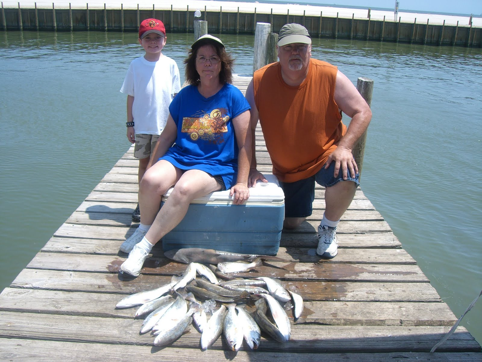 Galveston bay texas and sabine lake fishing reports 08 18 for Sabine lake fishing