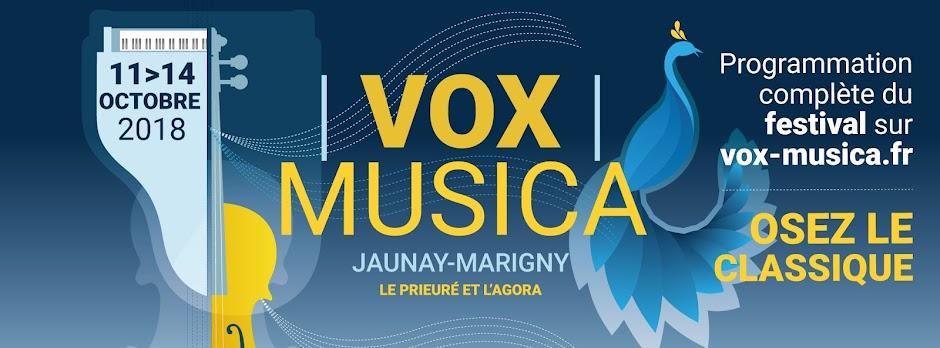 Vox Musica 2018