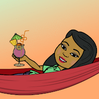 comic, hammock, drinks, pinacolada