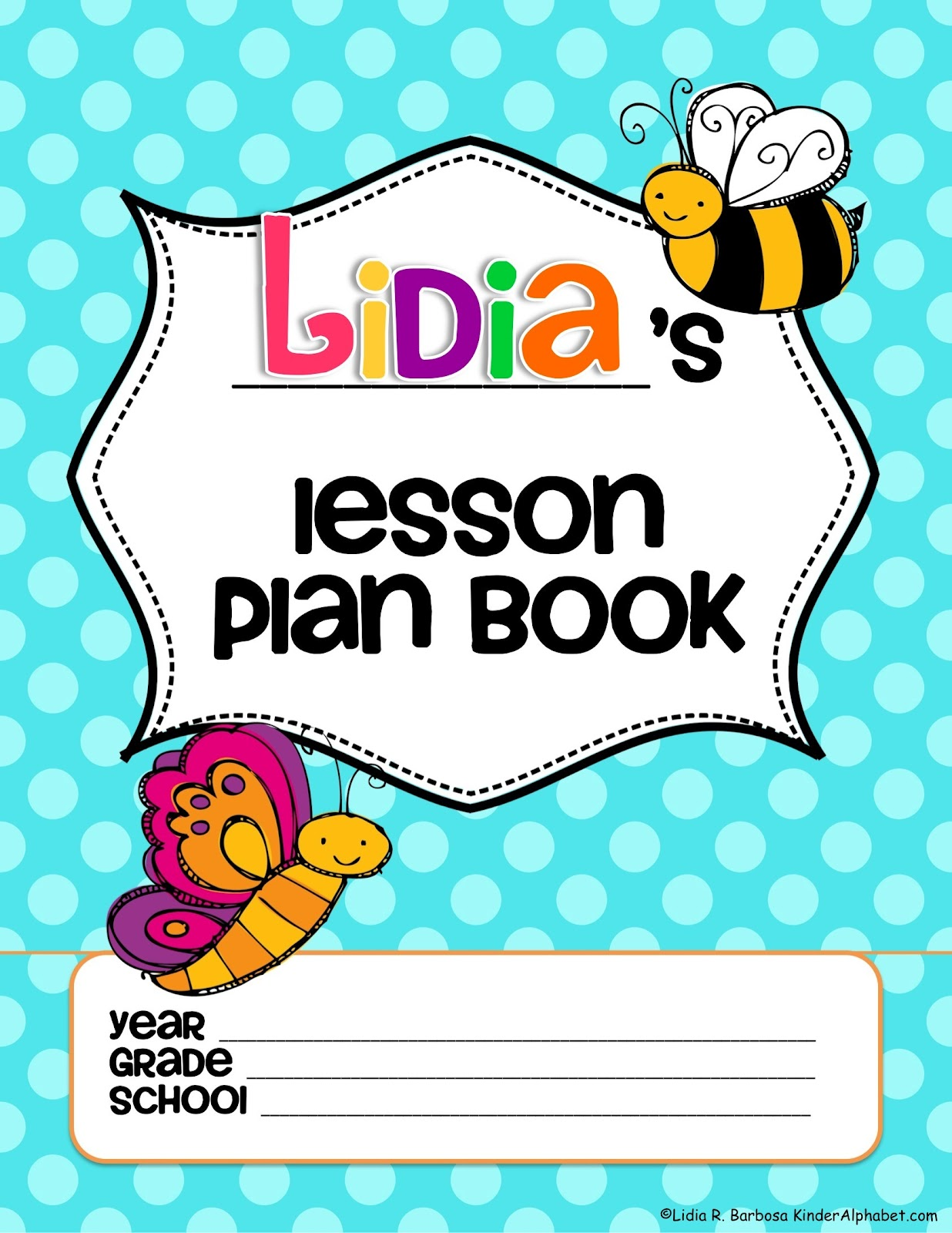 Book Cover Design Lesson Plan : Forever in first lidia s back to school freebies swap