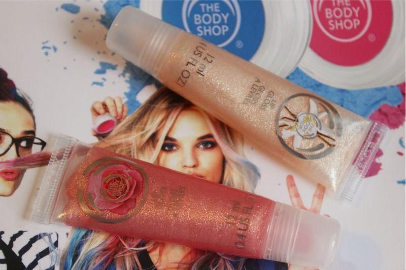 The Body Shop Spring 2014 Hair Chalks