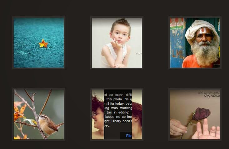 Beautiful Thumbnail Hover Effect With Caption
