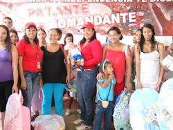 Tercera Entrega de Canastilla Realizada por la Direccion de Salud y Desarrollo Social del Municipio