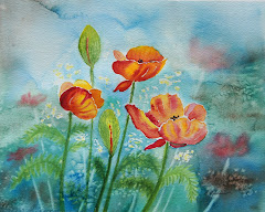 """Spring Poppies"""