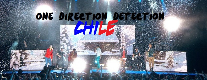 One Direction Detection Chile