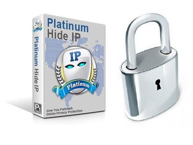 Программа Platinum Hide IP 3.1.6.2 скачать бесплатно без регистрации.