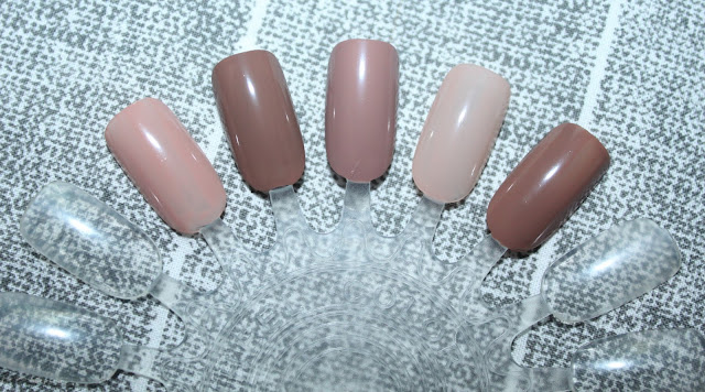 TOP 5 NUDE NAIL  POLISHES