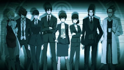 Psycho-Pass 2 BD Episode 1 - 11 [END] Subtitle Indonesia