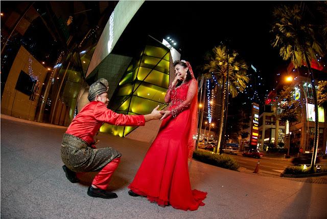 wedding outdoor rosaiful & shanaz kuala lumpur 4