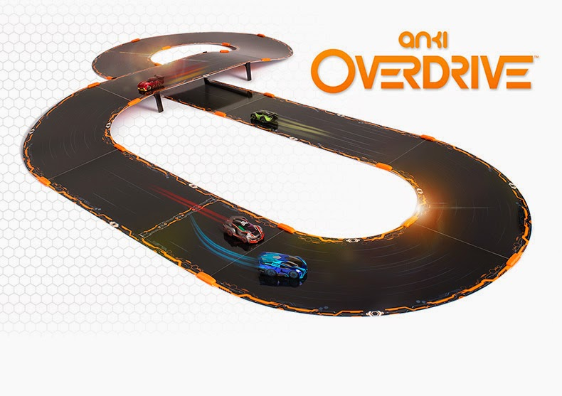 Anki Overdrive, games, game, car, race car
