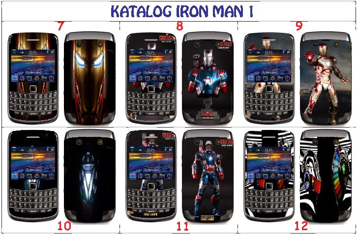 garskin iron man