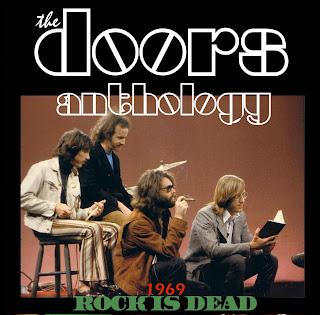 S 243 Lo Doorsianos The Doors Anthology Rock Is Dead 1969